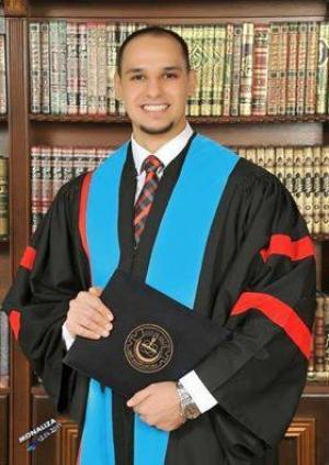 مبارك التخرج للدكتور محمود محافظ