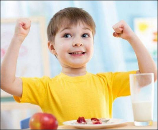 أهم الفيتامينات التي يجم تناولها للأطفال دون الخامسة