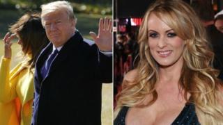 اختبار كشف الكذب يورط ترمب و يؤكد صدق ادعاءات الممثلة الاباحية في زعمها اقامة علاقة مع ترامب