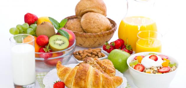 اجمل فطور صباحي