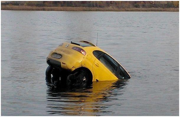 إعرف أكثر: هل سيارتك تعرضت للغرق سابقا؟