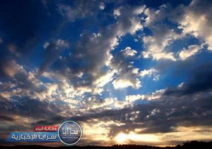 حالة الطقس ودرجات الحرارة في الأردن الثلاثاء