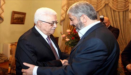 هل يلتقي عباس بمشعل في زفاف الحفيد محمود في قطر اليوم ؟