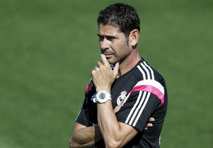 إسبانيا تعين أسطورة ريال مدريد فرناندو هييرو مدربا للمنتخب