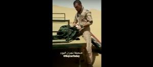 بالفيديو.. لحظة هبوط الطيار الأردني الناجي من تحطم طائرته بمظلته في نجران السعودية