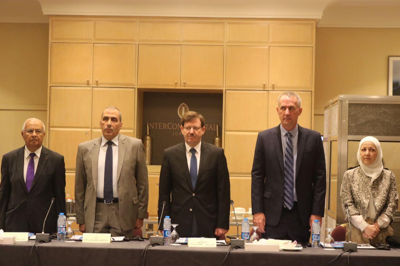 """الوطني لشؤون الأسرة واليونيسف يعقدان اجتماعاً لتطوير خطة عمل """" الاتصال من اجل التنمية"""" للحد من العنف ضد الأطفال في الأردن"""