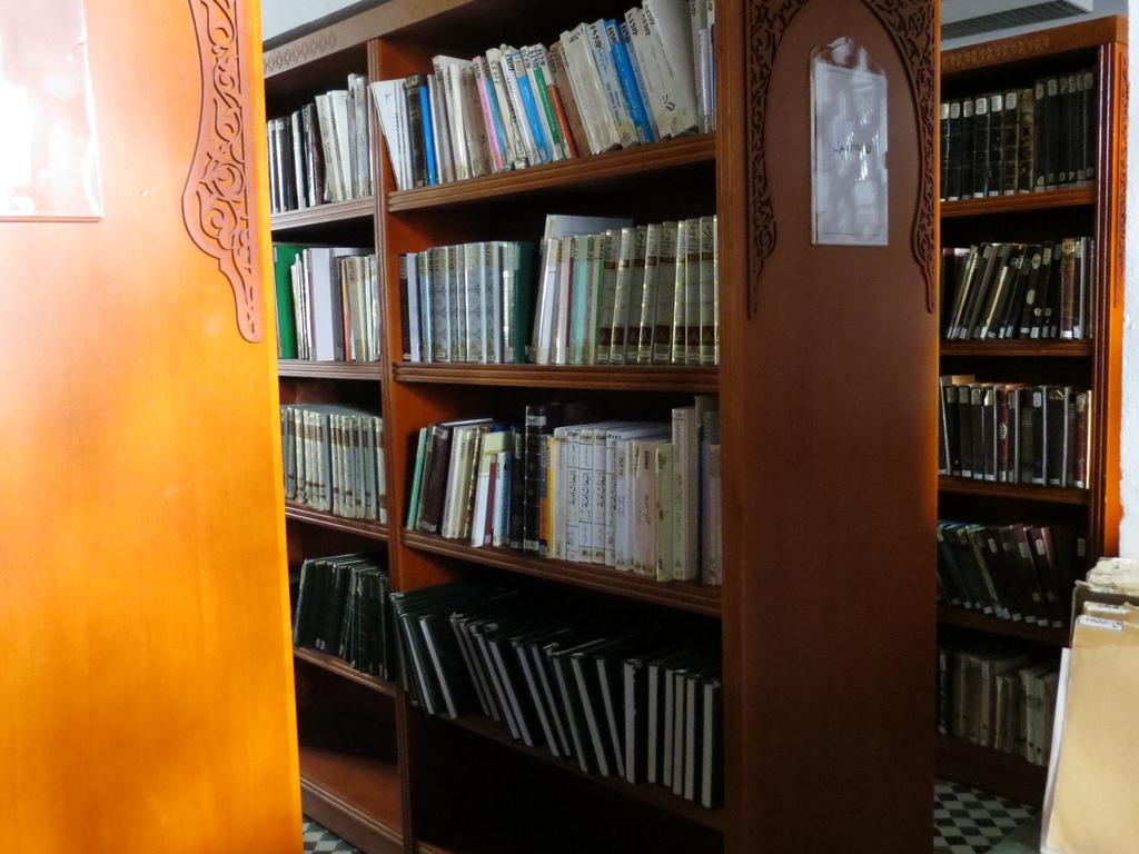 افتتاح مكتبة للمكفوفين تضم 7 آلاف كتاب في إربد