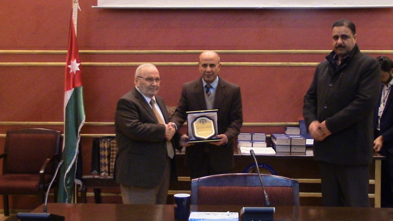 جامعة فيلادلفيا تكرم الفائزين بمسابقة حافظ فيلادلفيا