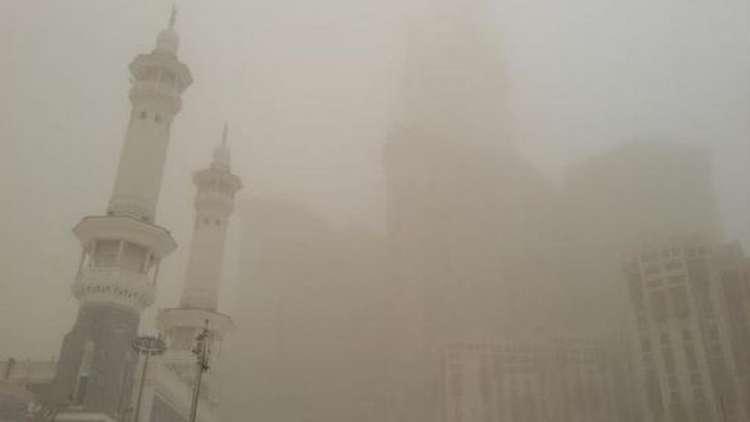 السلطات السعودية تحذر أهالي مكة