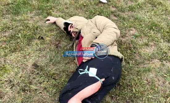 طالب عربي يحمى بجسدهِ زميلته خلال الهجوم المسلحة على جامعة روسية