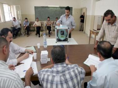 443 اعتراضا على جداول الناخبين
