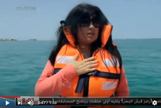 كاميرا خفية مع الفنانة فيفي عبدة
