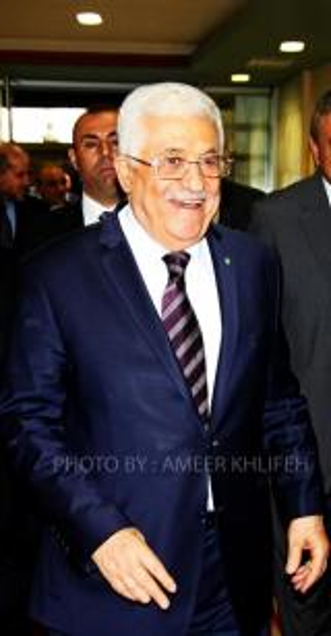 بالصور .. محمود عباس يترأس جاهة الصفدي ... وعون الخصاونة يطلب