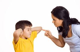 ابن اختي لا يسمع الكلام