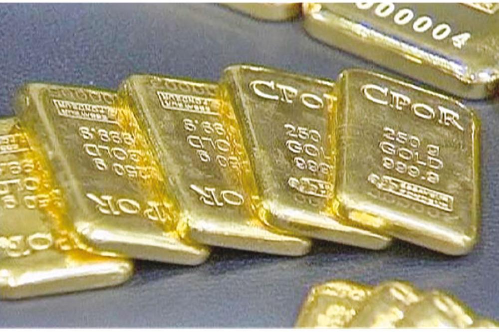 2.64 مليار دينار قيمة احتياطيات «المركزي» من الذهب
