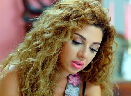 عريس ميريام فارس ثري لبناني يعيش في أمريكا