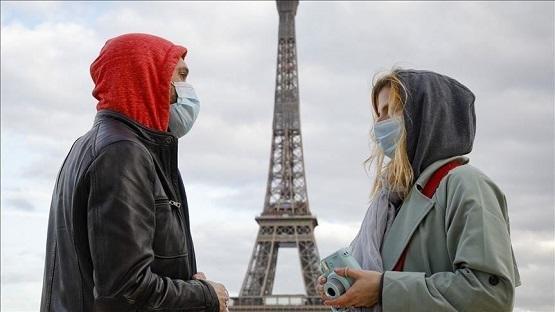 فرنسا ..  215 وفاة و13157 إصابة بكورونا