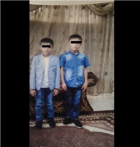 فيديو لآخر ظهور للطفلين المفقودين بالرصيفة