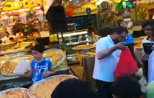 بالفيديو  ..  عودة الحياة لطبيعتها في دمشق بعد سنوات من الحرب في سوريا