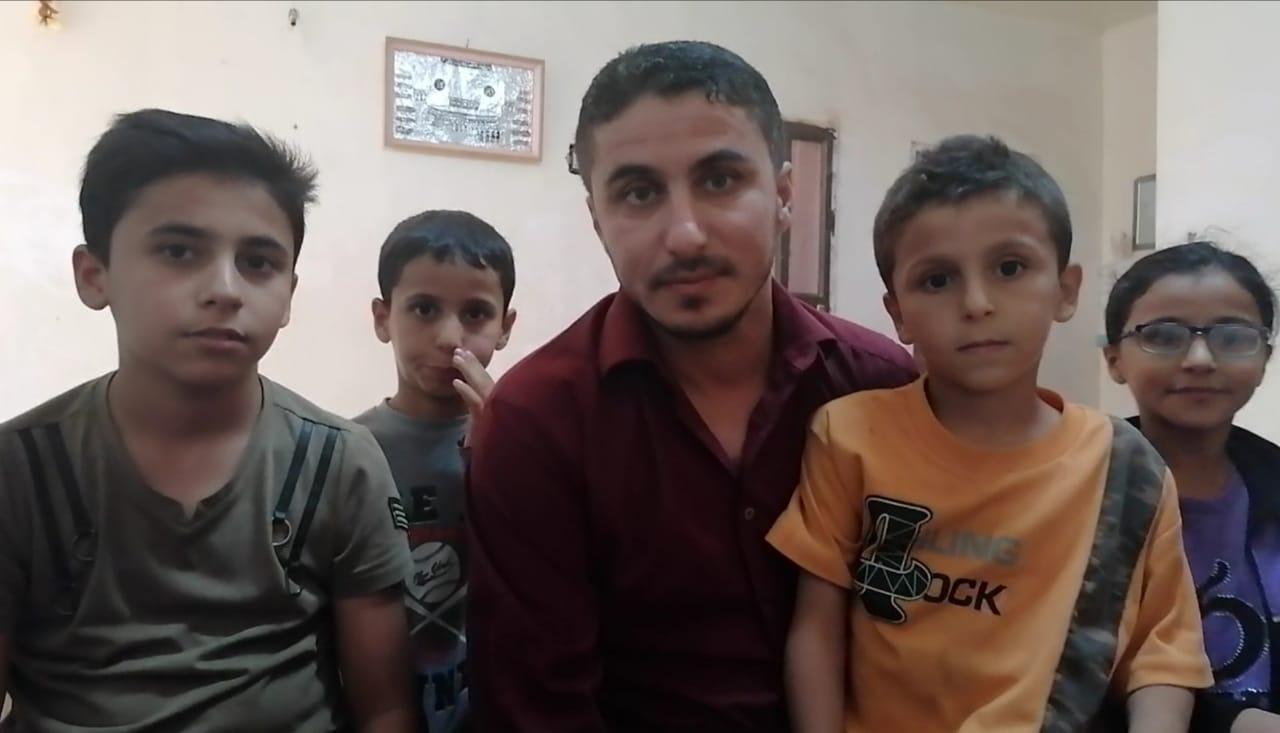 التعليم عن بعد في قرى المفرق  ..  أطفال خارج التغطية!