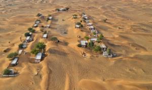 """قرية """"ابتلعتها"""" رمال الصحراء في الإمارات .. وتخلى عنها سكانها في """"ظروف غامضة"""" .. ما السبب؟"""