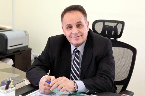 مروان قطيشات هوية إدارية ناجحه وجواز سفر مفتوح للمواطنين