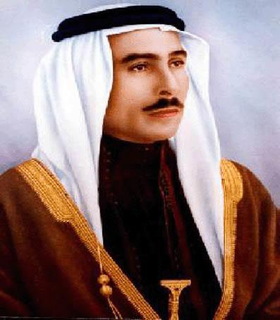 الذكرى الثامنة والأربعون لوفاة الملك طلال بن عبدالله غدا