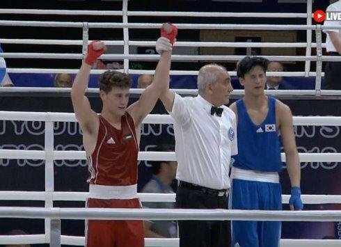 سمرين و الزعبوب يفوزان بالبطولة الآسيوية للملاكمة