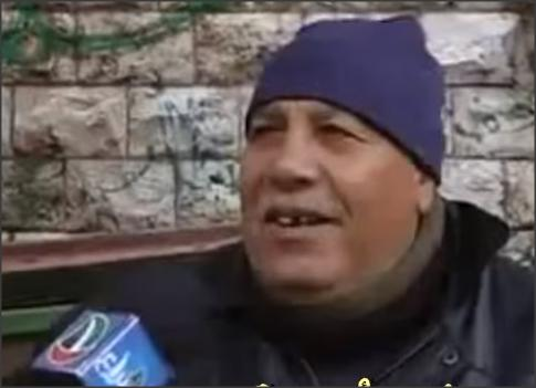 بالفيديو .. رجل فلسطيني يعبر عن مأساته بكلام شعبي مؤلم
