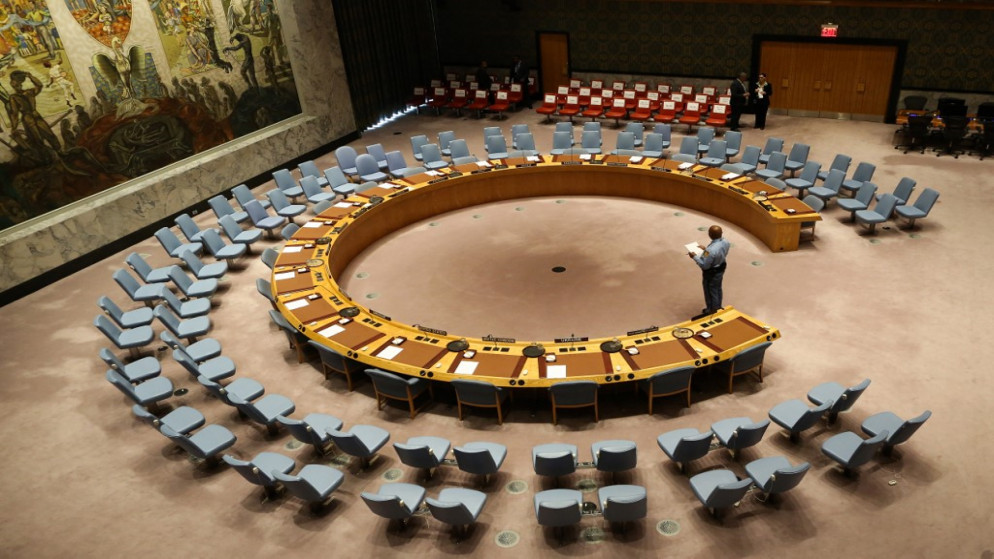 مجلس الأمن يعقد جلسة رابعة حول العدوان الصهيوني على غزة
