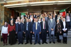 جامعة الزيتونة الاردنية تكرم كوكبة من العاملين الذين ساهموا في الحصولِ على شهاداتٍ ضمانِ الجودة
