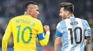 اليوم ..  البرازيل تواجه الأرجنتين وديًا