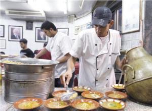 لاتعديل على قوائم أسعارالمطاعم الشعبية