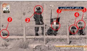 بالفيديو  ..  لحظة تنفيذ المقاومة الفلسطينية عملية تفجير كمين قتل و اصاب (6) جنود اسرائيليين