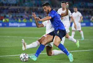الإيطالي سبينازولا أسرع لاعب في بطولة أوروبا