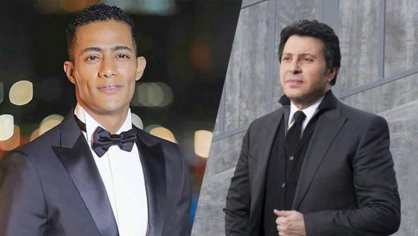 محمد رمضان: هاني شاكر لا يملك منعي من الغناء