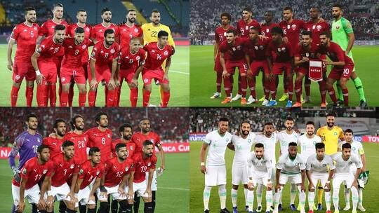 """تصنيف ال""""فيفا"""" للمنتخبات ..  تونس تتصدر العرب عالميا وقطر آسيويا"""