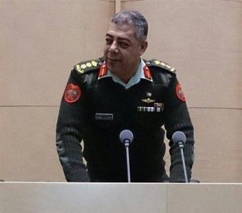 """العقيد """"ممدوح العامري"""" مديراً للتوجيه المعنوي وناطقاً باسم القوات المسلحة"""