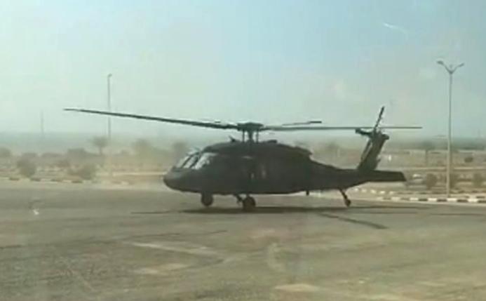 بالفيديو ..  اللحظة الاخيرة للامير السعودي قبل وفاته