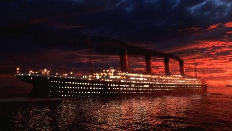 تيتانيك تبحر من جديد في نفس الرحلة!