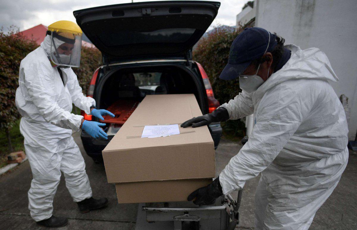 وفيات فيروس كورونا في العالم تتجاوز 4 ملايين