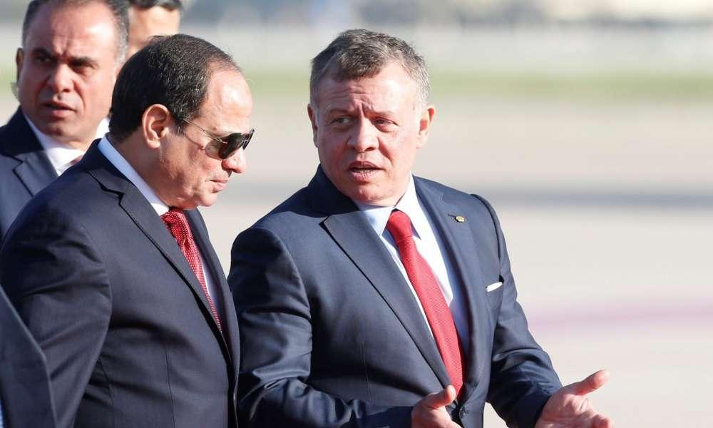 تفاصيل مباحثات الملك والسيسي في القاهرة