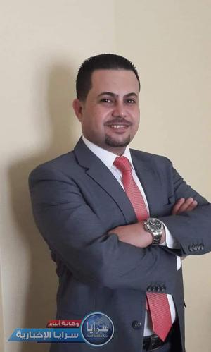 الدكتور سفيان المناصير  ..  مبارك