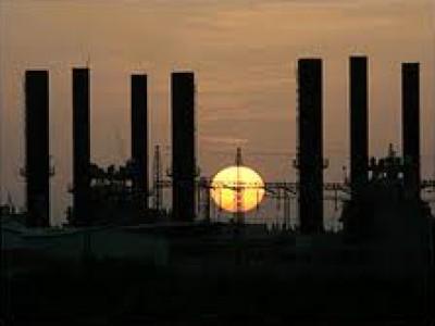 كهرباء غزة: الوقود لا يكفي لتشغيل برنامج الـ 8 ساعات