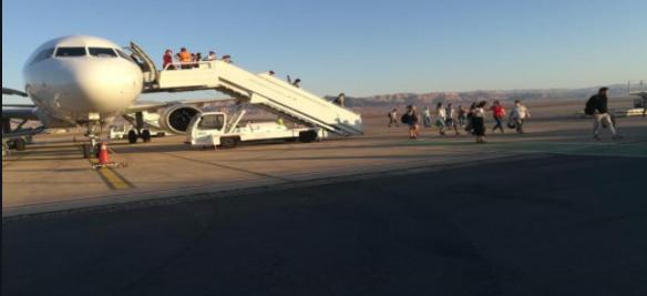 وصول طائرة روسية تقل 220 سائحاً إلى العقبة