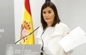 استقالة وزيرة الصحة الإسبانية لارتكابها سلوكاً غير لائق!