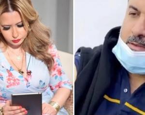 شاهد ..  الصورة الأخيرة للراحل مشاري البلام مع طفلته الرضيعة قبل وفاته ..  ومي العيدان: شيء يعور القلب