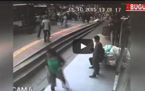 بالفيديو .. لحظات مروعة لدهس 12 شخص في تركيا