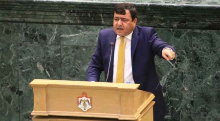 بحث العلاقات البرلمانية بين الاردن والامارات