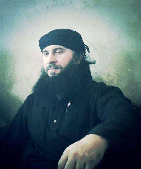 ماذا قال صلاح الدين الشيشاني بعد زيارته ''الدولة'' بالرقة؟